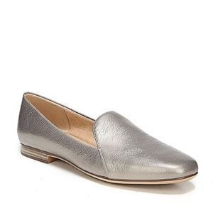 Naturalizer Emiline loafer silver leather